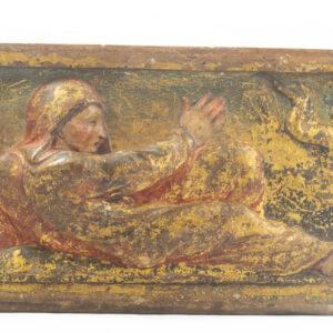 Madera tallada sibila Tuburtina