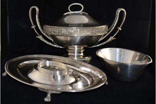 Sopera de plata