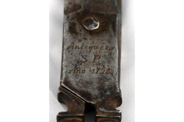 Tijera hierro Antequera