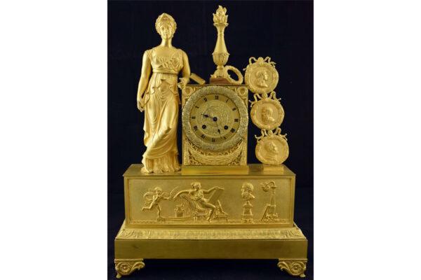 Reloj imperio Artes