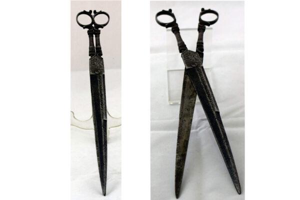 Tijera hierro 1700