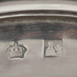 Comprar antiguedades Madrid-Salvilla bandeja plata