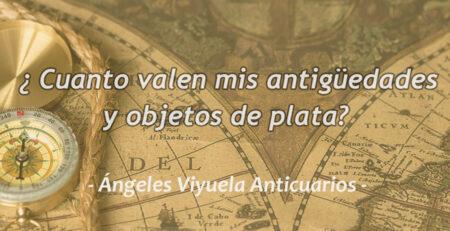 Vender antiguedades plata post cabecera