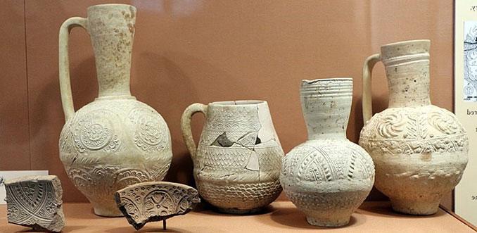 Como Tasar cerámica antigua